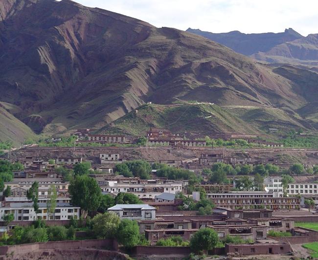 Dagyab Region