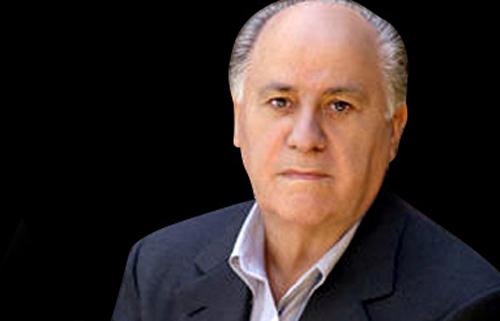 22-Amancio Ortega