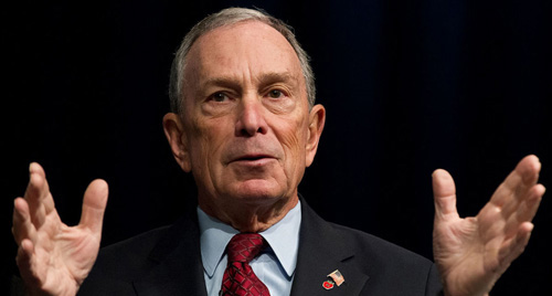 88-Michael Bloomberg