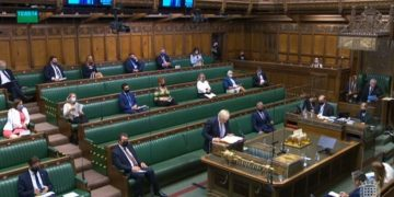 The motion in the House of Commons was tabled by Conservative MP Tim Loughton. Image: Sky Sports