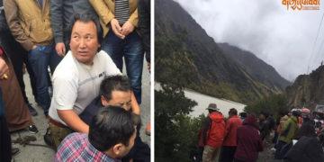 Police killed a Tibetan man and shot his friend. Image:tibettimes.net