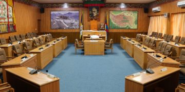 Parliament of the Central Tibetan Administration. Photo:TPiE