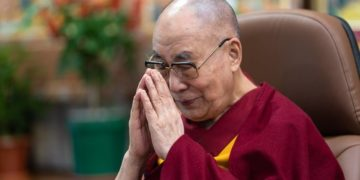 Representational Image of His Holiness the Dalai Lama expresses sympathy for the People of Uttarakhand.