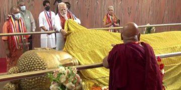 PM Narendra Modi to attend Abhidhamma Day programme at U.P.