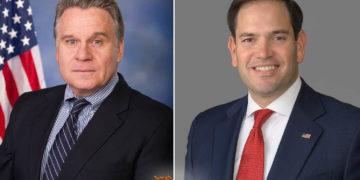 Chris Smith and-Senator Marco Rubio sent a letter to IOC